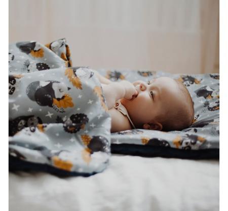 Baby Steps Pościel niemowlęca Tęcze