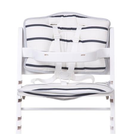 Childhome Ochraniacz poduszka do krzesełka Lambda jersey MARINE
