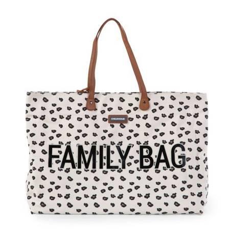 Childhome Torebka Family Bag Leopard