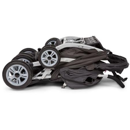 Childhome Wózek czteroosobowy Quadruple NEW Autobrake