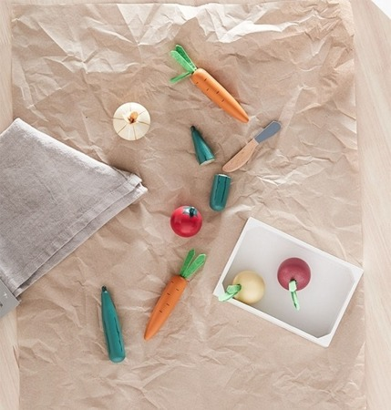 Kids Concept Bistro Skrzynka z warzywami