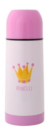 KioKids Termos na napoje 350ml różowy princess