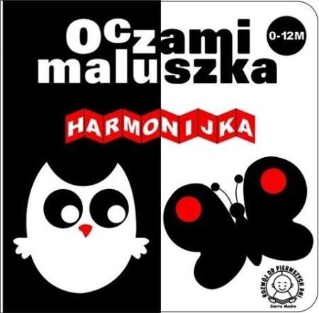 Książka Oczami Maluszka - Harmonijka