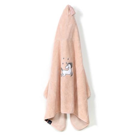 La Millou Ręcznik Bamboo Soft Kid Unicorn Sugar Bebe powder pink
