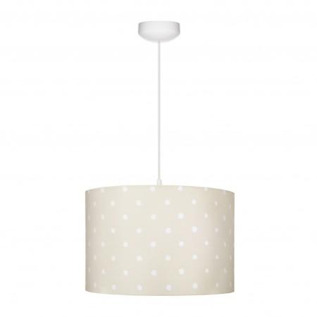 Lampa wisząca Lovely Dots Beige