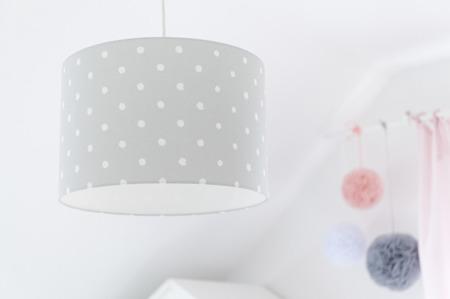 Lampa wisząca Lovely Dots Grey