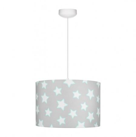 Lampa wisząca dla dzieci Grey Stars