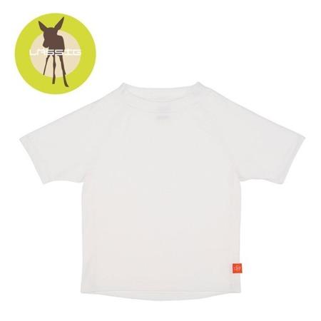 Lassig Koszulka T-shirt do pływania White UV 50+ Girl, 24 m-ce