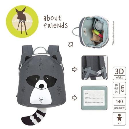 Lassig Plecak mini About Friends Szop