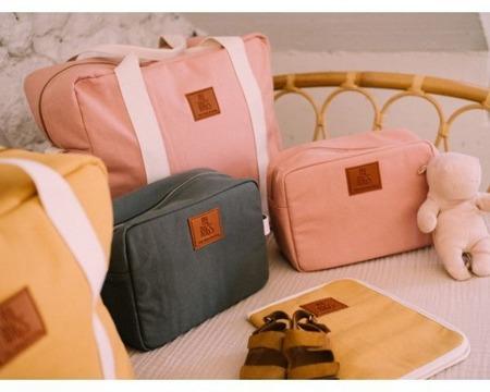 My Bag's Kosmetyczka Happy Family Ocher