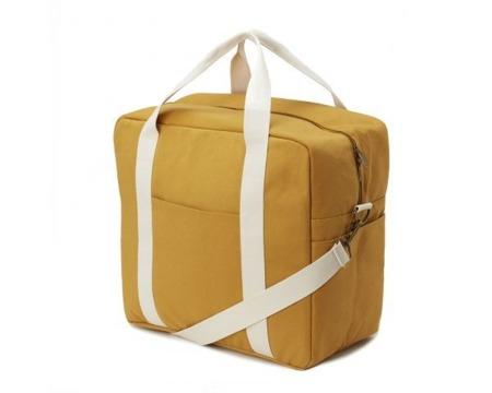 My Bag's Torba Family Bag Happy Family ochre
