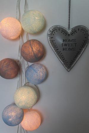 Świecące kule COTTON BALLS  2B Cute, 10 sztuk