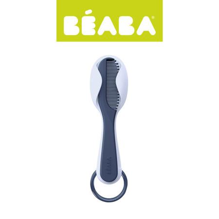 Szczoteczka do włosów i grzebień mineral, Beaba