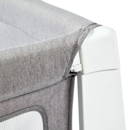 Zestaw do powiększenia łóżeczka Shnuggle AIR COT Conversion Kit - stone