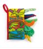 Jellycat Książeczka edukacyjna Dino z ogonkami