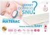 Materac lateksowy Hevea Baby 140/70 Medica