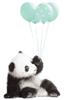 Naklejka Panda Balony Mięta M, Dekornik